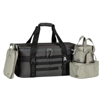 Range Master Duffe Shooting Bag Set, 47L, 5.11