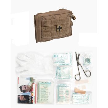 Leina Pro 25 First Aid Kit, Dark Coyote, Mil-Tec