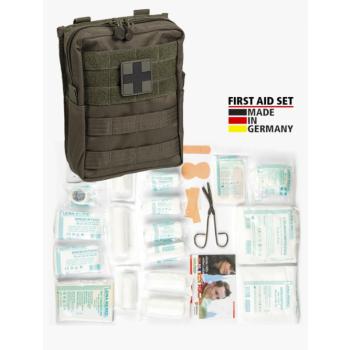 Leina Pro 43 First Aid Kit, Olive, Mil-Tec