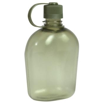 US GEN.II Transparent Canteen, olive tone,  Mil-Tec
