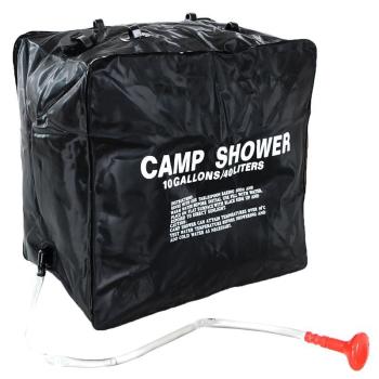 Solar Shower, 40L, Mil-Tec