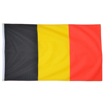 Vlajka Belgie, 90 x 150cm, Mil-Tec