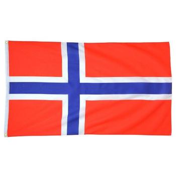Vlajka Norsko 90 x 150cm, Mil-Tec