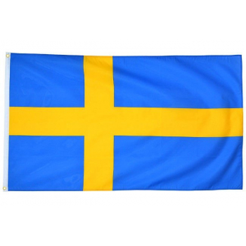 Vlajka Švédsko 90 x 150cm, Mil-Tec