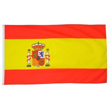 Vlajka Španělsko 90 x 150cm, Mil-Tec
