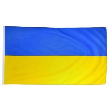 Vlajka Ukrajina 90 x 150cm, Mil-Tec