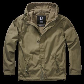 Frontzip Windbreaker Jacket Ripstop, Brandit