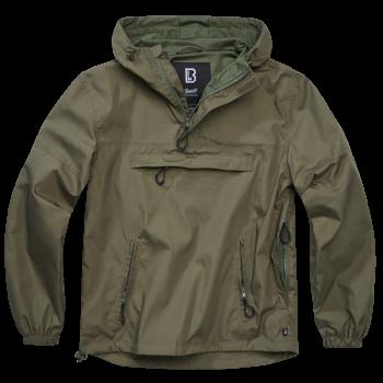 Summer Windbreaker Jacket Brandit, Ripstop