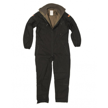 BW tank crew jumpsuit with lining, Mil-Tec