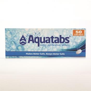 Tablety na čištění vody Aquatabs®
