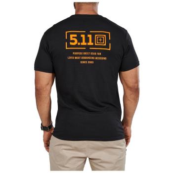 T-shirt MISSION TEE 2.0, 5.11