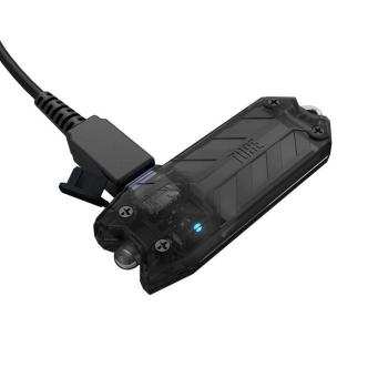 USB Svítilna klíčenka NiteCore Tube