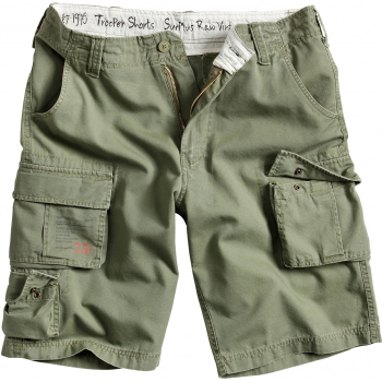 Trooper Shorts, Surplus