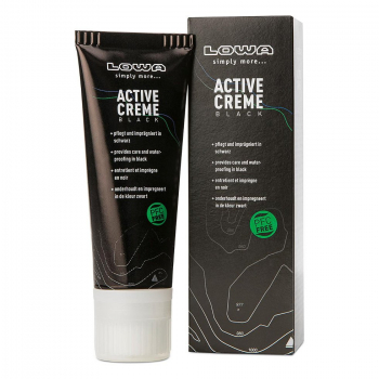 Active Cream, Black, 75 ml, Lowa