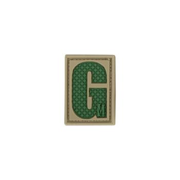 Nášivka Maxpedition Letter G