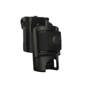 Rotační plastové pouzdro pro obranný sprej, 35 mm