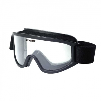Military Goggles Striker Tactical XT, Black w/Clear LS, ESS