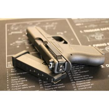 Clipdraw klip pro skryté nošení pistole Glock 42