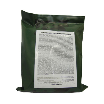 Military food package MRE, WZ, Arpol