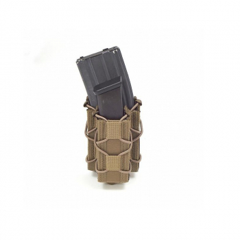 Single Quick Mag with Single Pistol Pouch, Warrior