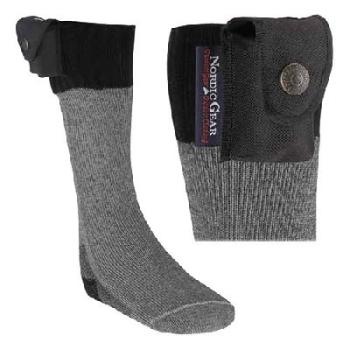 Vyhřívané ponožky Lectra Sox®, Nordic Gear