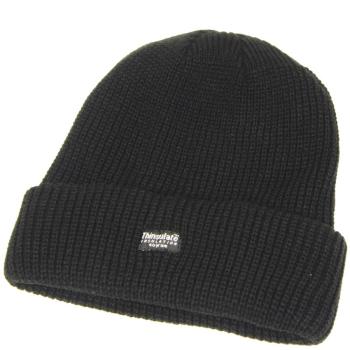 Pletená zimní čepice Thinsulate, černá, Mil-Tec