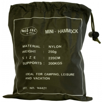 Houpací síť Mini Hammock, Mil-Tec