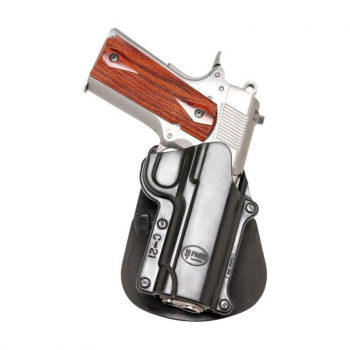 Pistol holster type 1911, paddle, Fobus