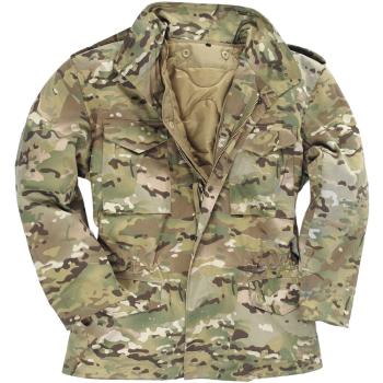 M65 Jacket with liner, Multitarn, Mil-Tec