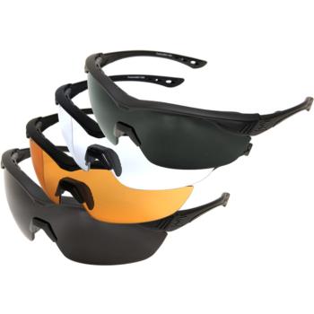 Balistické brýle Edge Tactical Overlord, sada 4 výměnných skel, G-15, CLR, TGR, POL