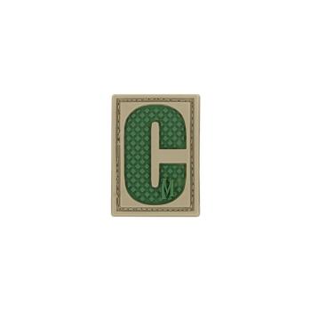 Nášivka Maxpedition Letter C