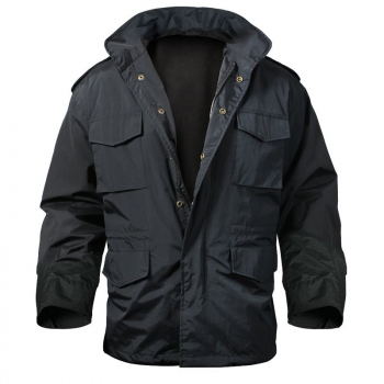 M-65 Storm Jacket, Black, Rothco