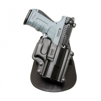 Walther P22 pistol holster, paddle, Fobus