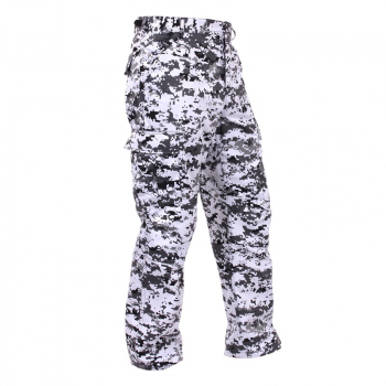 Digital Camo Tactical BDU Pants, City Digital Camo, Rothco