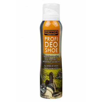 Deodorant do obuvi Profi Deo Shoe, 150 ml, Bennon