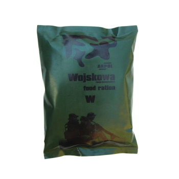 Military food package MRE, WSH, Arpol
