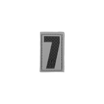 Nášivka Maxpedition Number 7