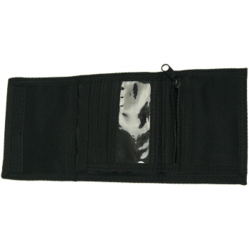 Wallet with seven pockets, black, Mil-Tec