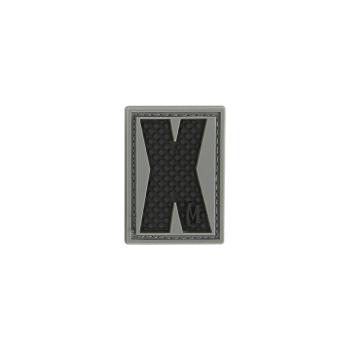 Nášivka Maxpedition Letter X