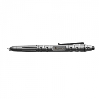 Gerber Impromptu Tactical Pen - Grey
