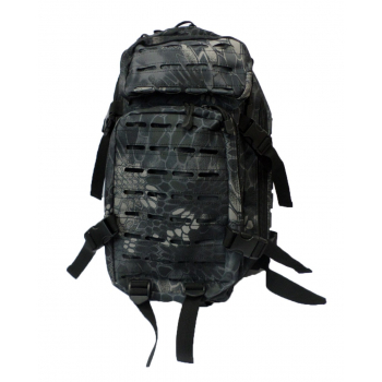 "Backpack U. S. Assault I ""Laser"", Snake Black, 30 L, MFH"