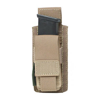 Direct Action Single DA 9mm Pistol Pouch, Warrior