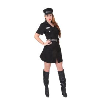 Dámský policejní kostým