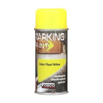 Značkovací sprej Spray Fluor, 150 ml - žlutá