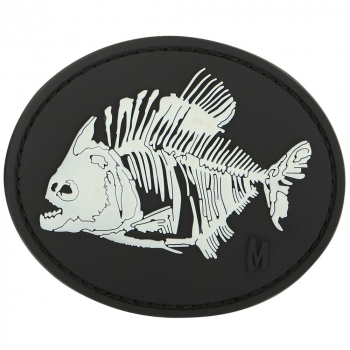 Piranha Bones Morale Patch, Maxpedition