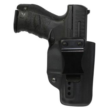 """Kydexové pouzdro pro Walther PPQ M2 4"""", vnitřní, černé, Flush-Clip, RH Holsters"""