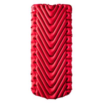 Nafukovací karimatka Insulated Static V Luxe, červená, Klymit
