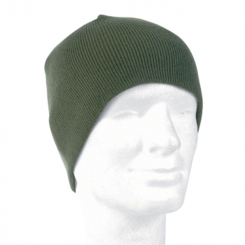 Winter hat Beanie, olive, Mil-tec