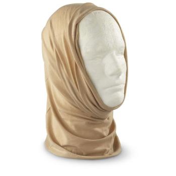 Multifunkční šátek, pískový, Mil-Tec