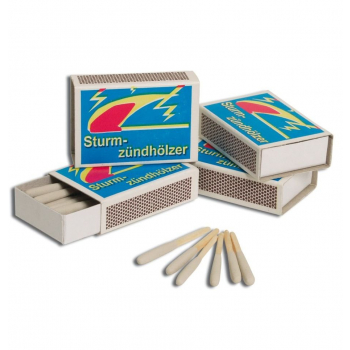 Windproof matches, 20 pcs, Mil-Tec